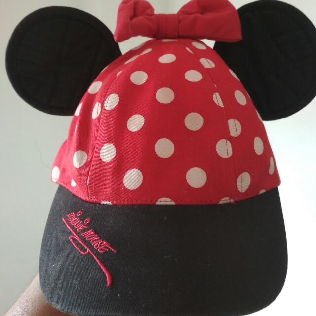 Minimouse Hat