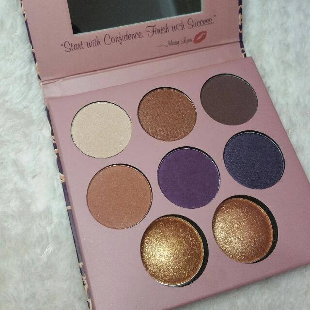 Missy Lynn Bh Cosmetics Palette