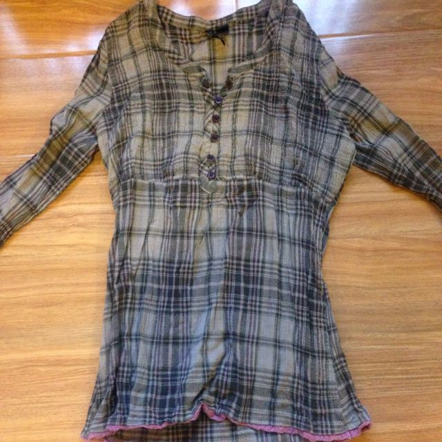 MNG Top S Suits Size 6