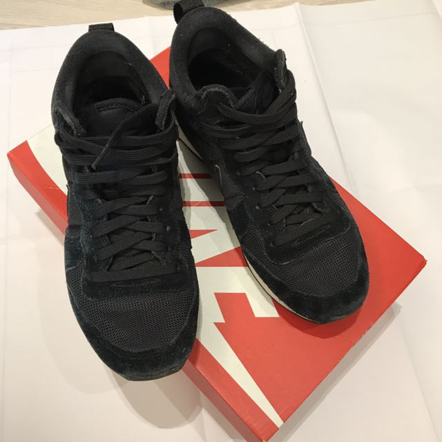 Nike 黑高筒25.5