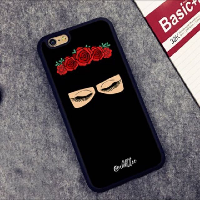 NIQAB PHONE CASE