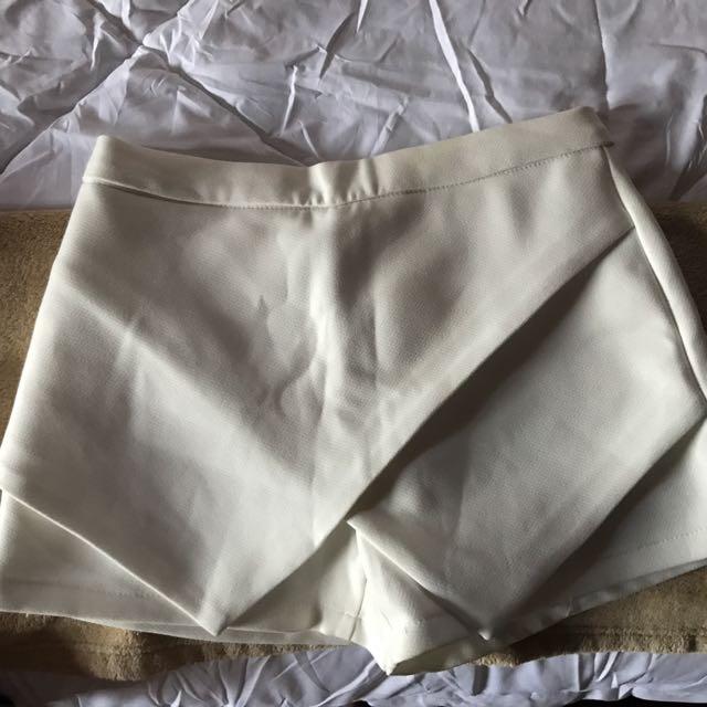 Origami skirt/shorts