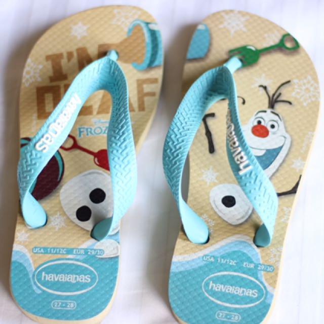Original Havaianas Slippers For Kids