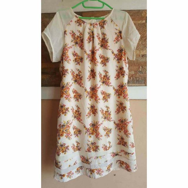 Paperdolls Floral Dress