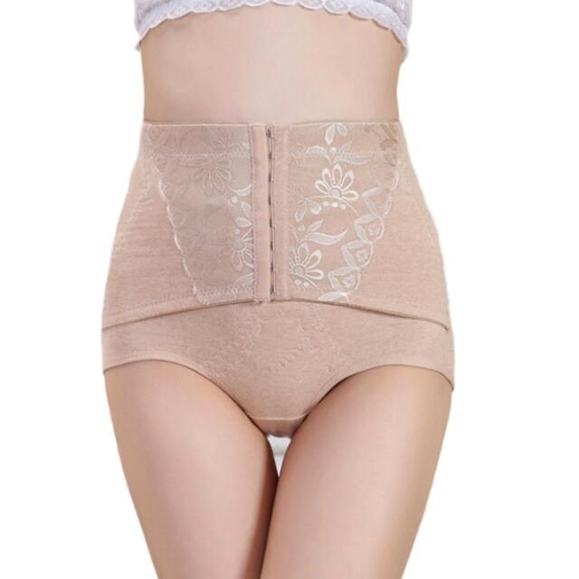 7d0ce445ca6 Postpartum corset pants female control panties body shaper Abdomen Briefs  For Women Panty Girdle High waist Underwear, Women's Fashion, Clothes, ...