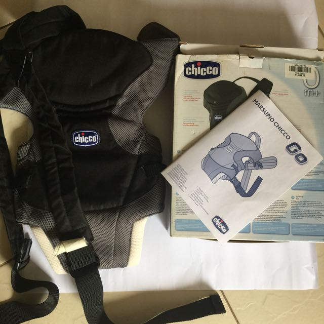 Pre-loved Chicco Go Baby Carrier