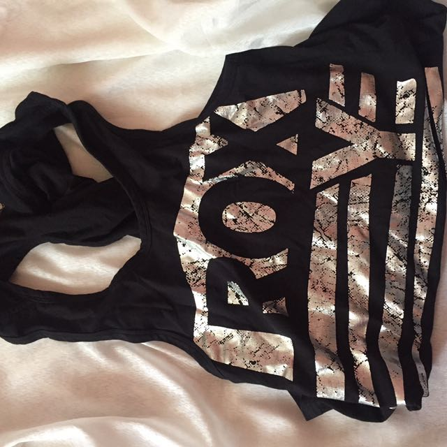 Roxy Top With Hoodie (Original From 🇺🇸)
