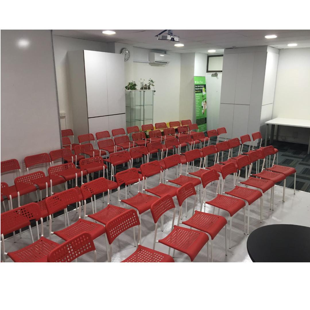 MAX 85 PAX Seminar/ Meeting / Interview / Training / Team