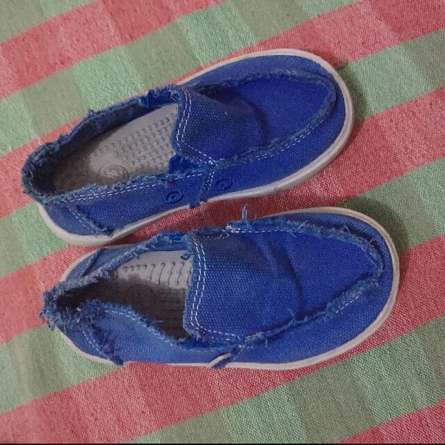 sepatu anak crocs original