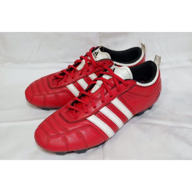 Sepatu Bola Adidas adiCore IV TRX FG Red White Black