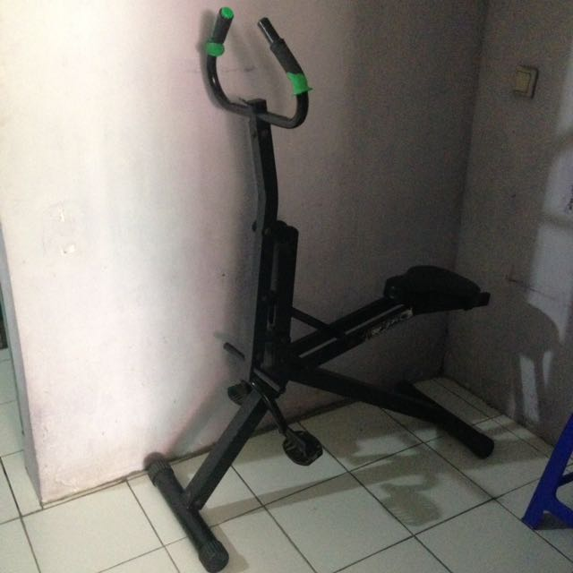 sepeda fitnes