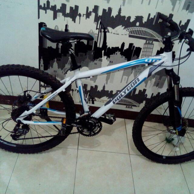 isepedai iPolygoni premier i4 0i Sports Bicycles on Carousell