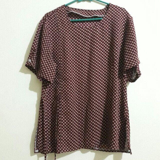 Shirt Coffe seed Brown