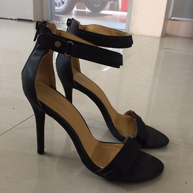 Shoe Republica Ankle Straps