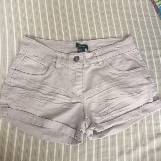 Shorts Forever21