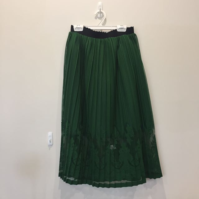LACE SKIRT FROM JAPAN (ONE SIZE)