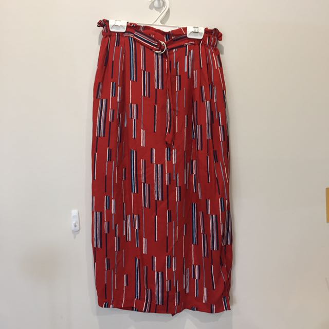 SILKY SKIRT FROM KANZI ONE SIZE