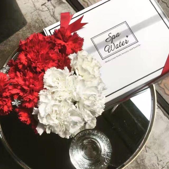 💎Spawater 🌹珍稀白玫瑰系列花茶