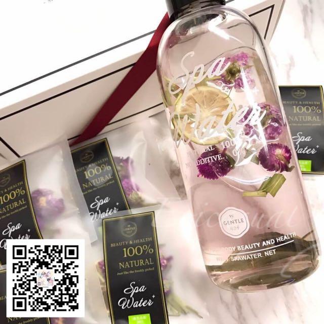 💎Spawater 🌹玫瑰系列花茶