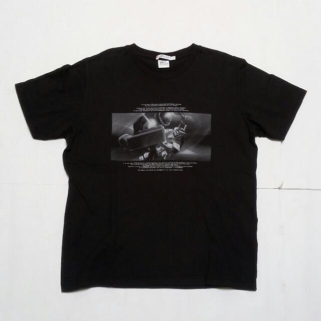 T Shirt Uniqlo X Gundam 30th Anniversary