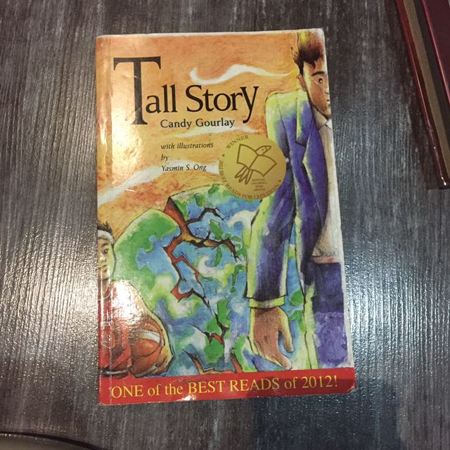Tall Story by Yasmin S. Ong