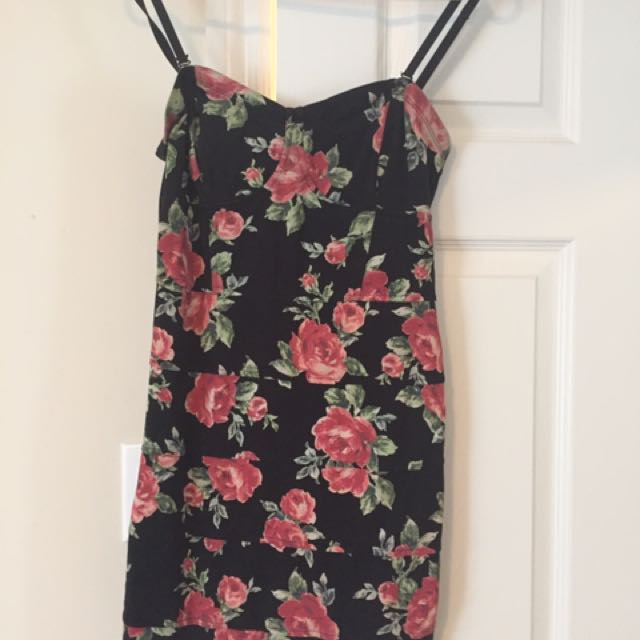 Talula Bustier Dress