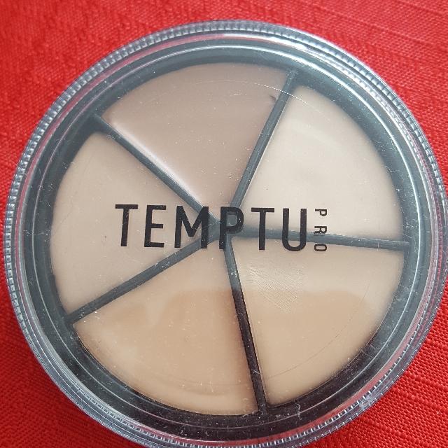 Temptu PRO Concealer Wheel