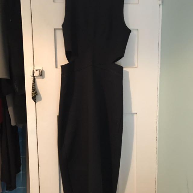 The Fifth Label Black Dress