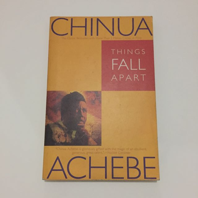 Things Fall Apart By Chinua Achebe (Paperback)