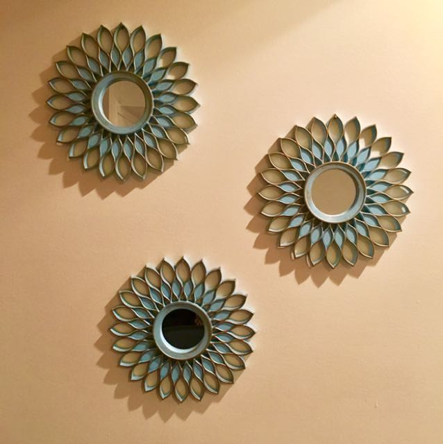 Three Mirror Sets