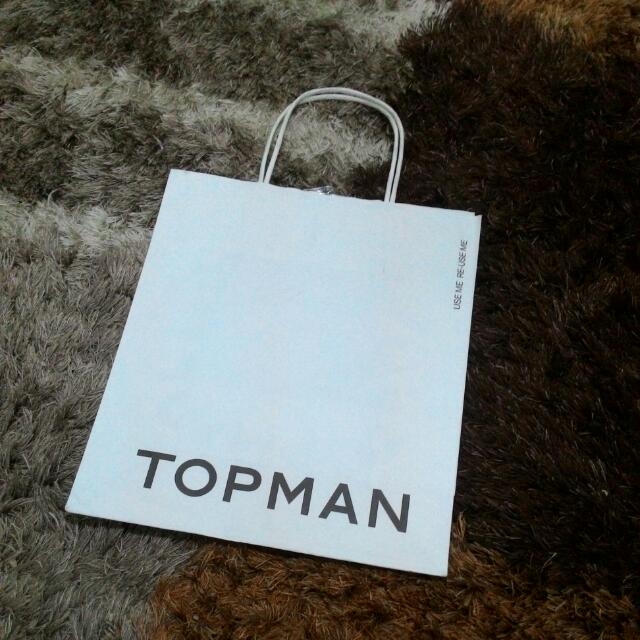 TOPMAN Paperbeg