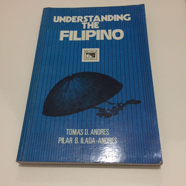 Understanding The Filipino