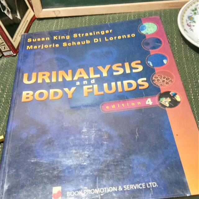 Urinalysis  And Body Fluid 4th Edition