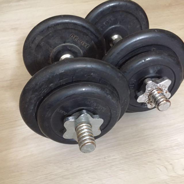 Weights Dumbbells