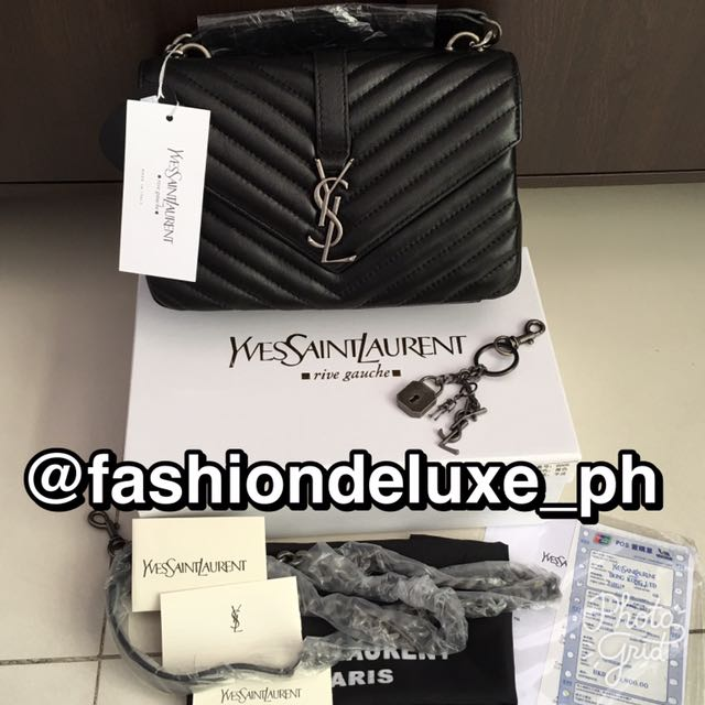 YSL Yves Saint Laurent Sling Bag