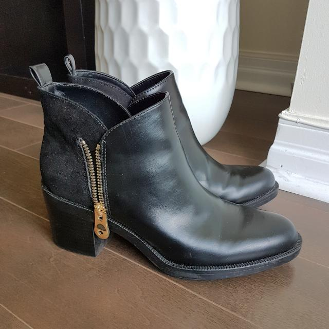 Zara Ankle Booties *firm price*