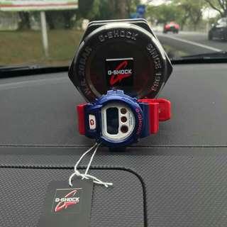 G-Shock DW6900AC-2DR (JDT) Ori