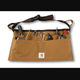 Carhartt Tools Tool Waist Pouch Apron Made In USA