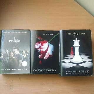 Twilight Series (can buy individually)