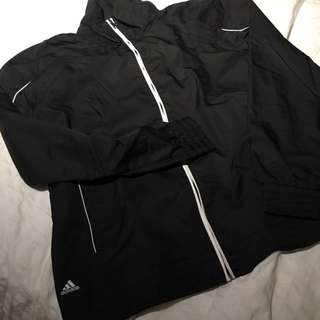 Adidas Size Medium Windbreaker