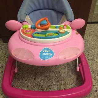 ViViBaby嬰兒學步車