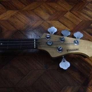 Fernando bass guitar