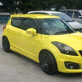 C-LOAN : Year 2014 Suzuki Swift 1.6 Sport