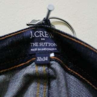 J CREW JCREW SELVEDGE JEANS