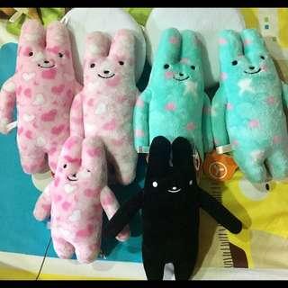 兔子 宇宙 六個一起賣