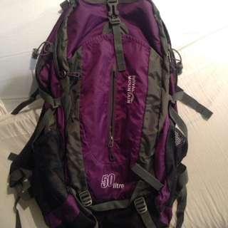 50Litre Back Pack