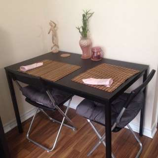 IKEA Dinner Table + Chairs
