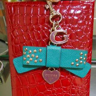 Flash Saleee!!! Re-price Authentic Guess Key Chain & Bag Charm