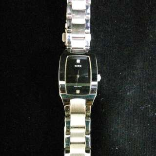Authentic Casio Stainless