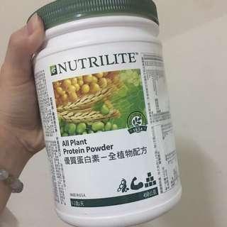 安麗紐崔萊優質蛋白素_植物配方